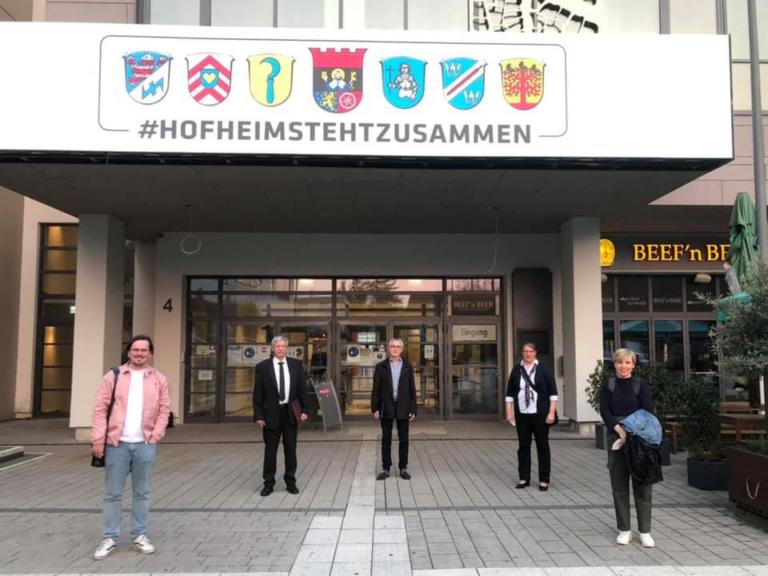 Read more about the article Konstituierende Sitzung der Stadtverordnetenversammlung